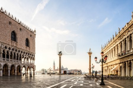 Worlds most beautiful square Piazza San Marco