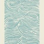 Sea weaves pattern. Vector file....