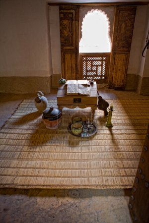 The Ben Youssef Madrasa was an Islamic college in ...