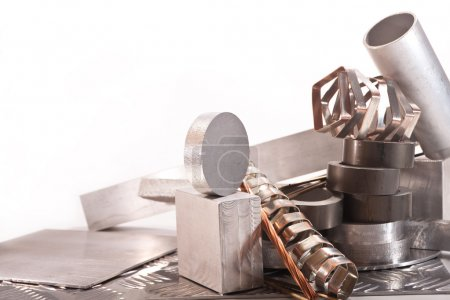 Products of non-ferrous metals