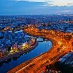 HO CHI MINH ,VIETNAM- AUG 7: Impression landscape ...
