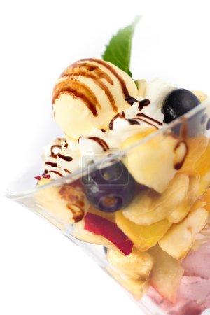 Fruit Salad Ice Cream