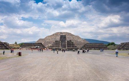 Pyramid in Peru