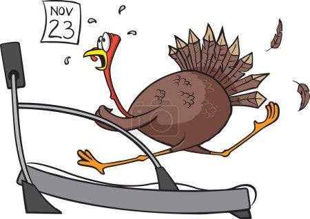 Treadmill Turkey