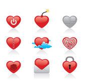 Vyjmout srdce lásku tvar část 2