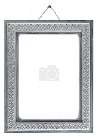 Frame with a simple ornament