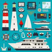 Ships - Yachts equipment