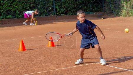 tennis school indoor