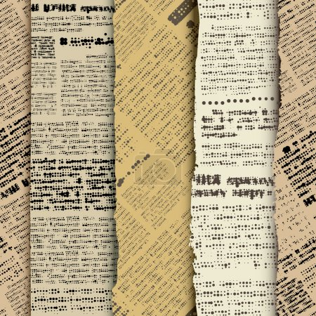 Scrapbook newspaper