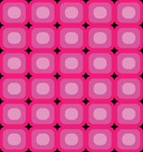 Abstract Geometric Shape Square Shape Fabric Swatch Backgrounds Decoration Black Pink Pattern