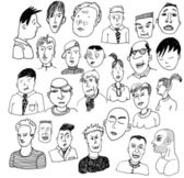 Comic Faces
