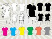 Vorlagen für t-shirts