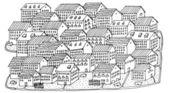 Village Hand Drawn