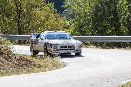 61 Rally Costa Brava. FIA European Historic Sporting Rally Champ