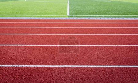 Photo for Running Track - Royalty Free Image