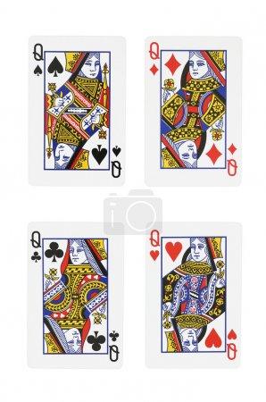 Queen cards