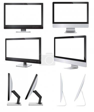 Realistic Computer Screens