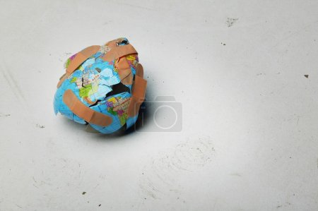 Photo for A World In Need Of Repair - Royalty Free Image
