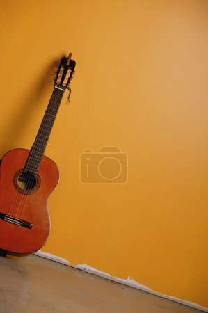 Photo for A Guitar - Royalty Free Image