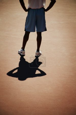 Photo for An Athlete - Royalty Free Image
