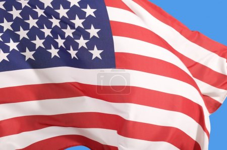 Photo for The American Flag - Royalty Free Image