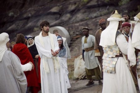 Jesus Allows Himself To Be Arrested