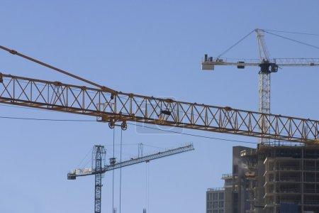 Heavy Industrial Cranes