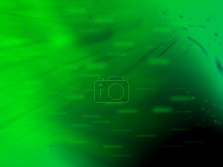 Green Computer Generated Design