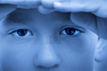 Photo for A Despondent Look Into The Future - Royalty Free Image