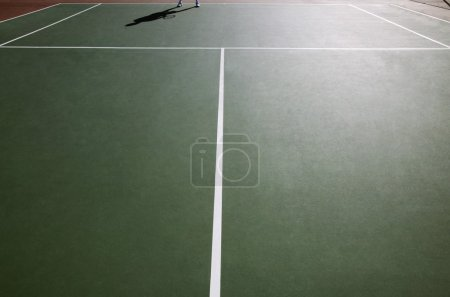 Photo for Tennis Court - Royalty Free Image