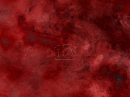 Photo pour Un fond rouge tache - image libre de droit