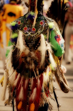 A Native Dancer