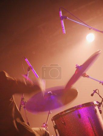 A Drummer