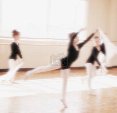 A Dance Class...