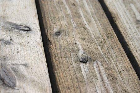 Three Planks Of Wood