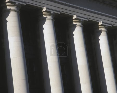 Photo for Four Columns - Royalty Free Image