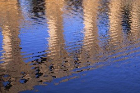 Reflection Of Aqueduct