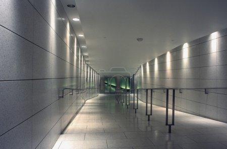 Photo pour Intérieur moderne du couloir - image libre de droit