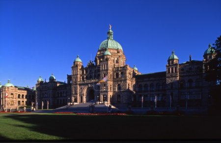 Legislative Buildings In Victoria