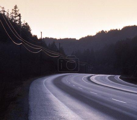 Photo pour Plier en route - image libre de droit