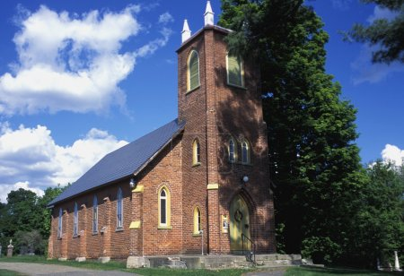 Photo for Exterior Of A Church - Royalty Free Image