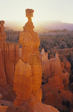 Thor's Hammer, Bryce Canyon National Park...
