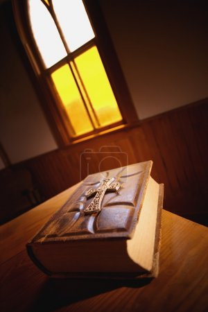 Leather Bound Bible