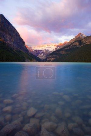 Photo pour Lac louise, alberta, canada - image libre de droit