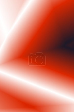 Photo for Red Abstract - Royalty Free Image
