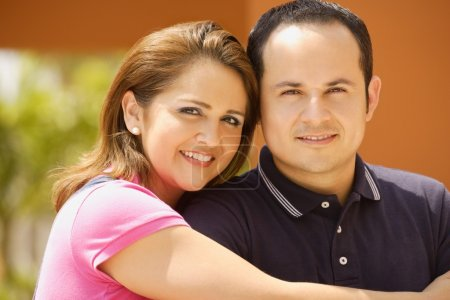 Photo for Latino Couple - Royalty Free Image