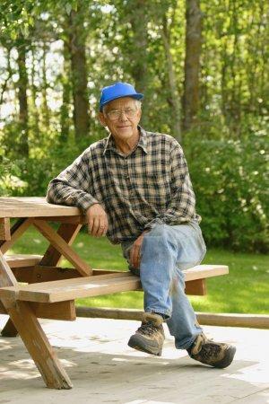 Photo for Senior Man - Royalty Free Image