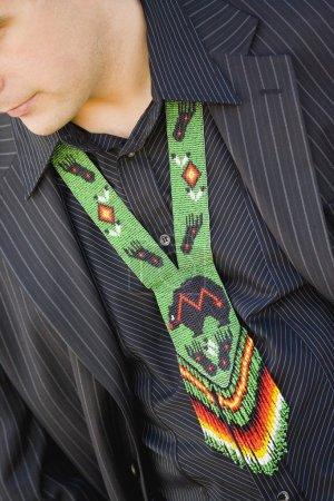 Aboriginal Style Tie