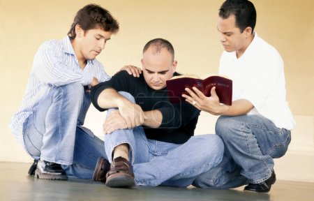 Photo for Friends In Prayer - Royalty Free Image