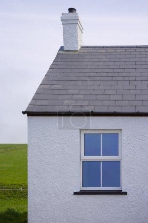 Photo pour Extérieur d'une maison - image libre de droit